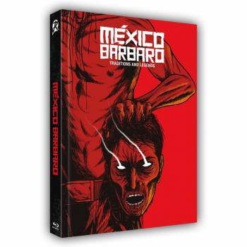 Mexico Barbaro [LE] Mediabook Cover D