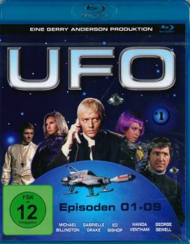 UFO - Vol. 1 (Episoden 1-9)