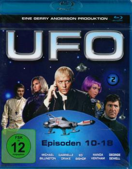 UFO - Vol. 2 (Episoden 10-18)