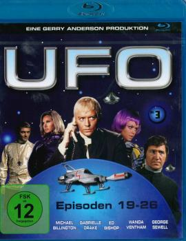 UFO - Vol. 3 (Episoden 19-26)