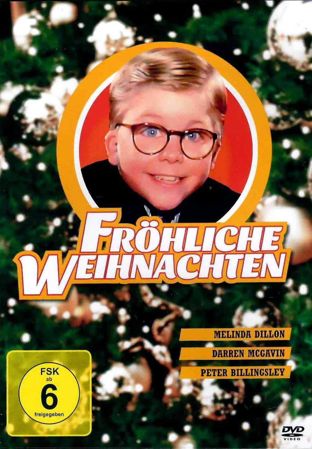 Fröhliche Weihnachten Dvd Deutsch