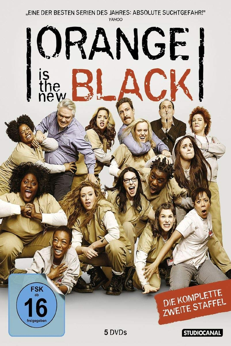 Orange Is The New Black Deutsch Staffel 1