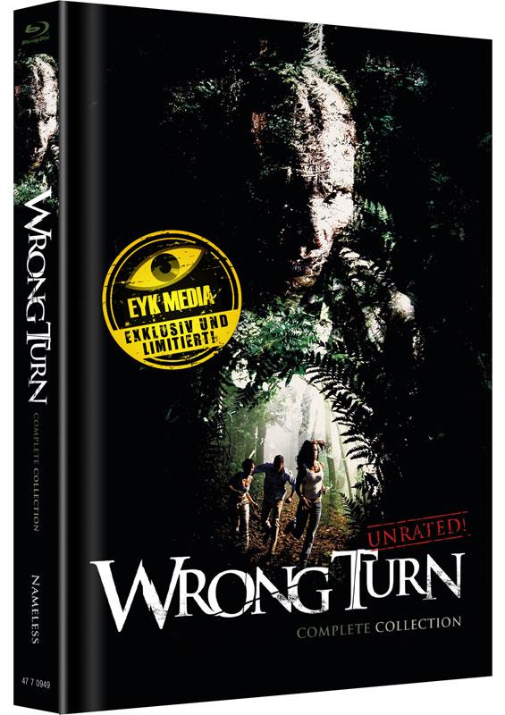 Wrong Turn Mediabook
