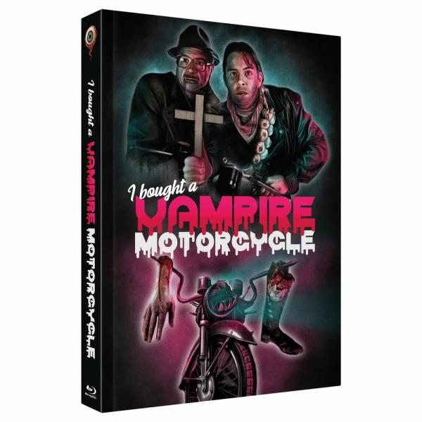 I bought a Vampire Motorcycle [LE] Mediabook Cover B