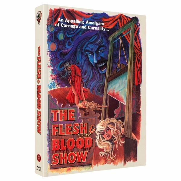 The Flesh and Blood Show  [LE]  Mediabook Cover A